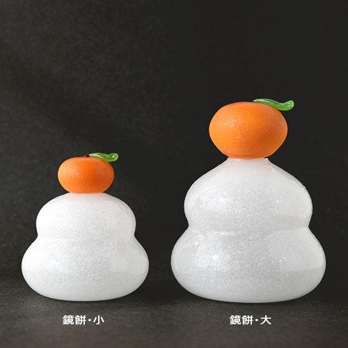 鏡餅/小林 亮二(coba_luto glass labo)